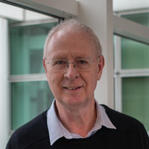Ian Robinson awarded OBE