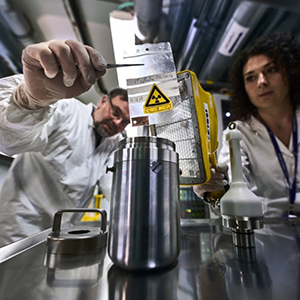 Building a European network for medical radionuclides