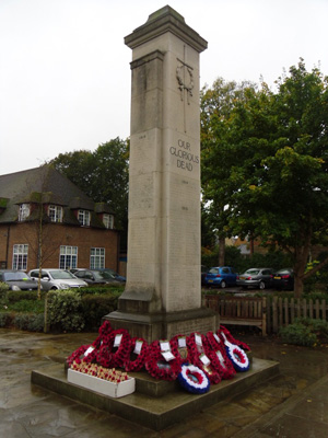Teddington memorial