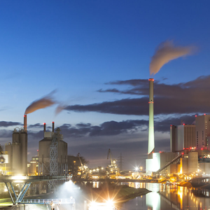 Tackling climate change via real time monitoring of urban greenhouse gases