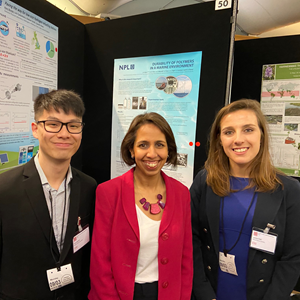 Researchers share their work at STEM for Britain
