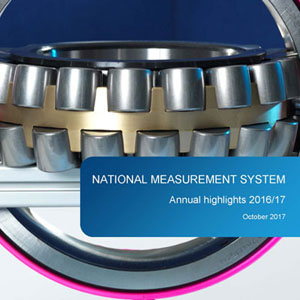 National Measurement System: Annual Review 2016 to 2017