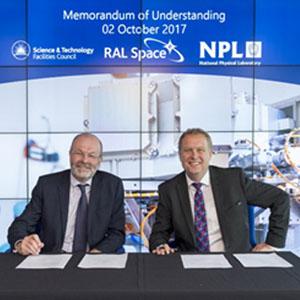 Bringing together UK excellence in satellite calibration