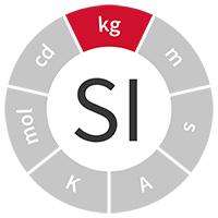 kilogram (kg) - NPL