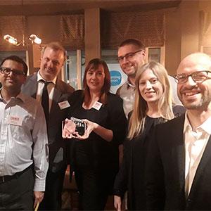 NPL wins award