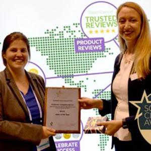 NPL scientist wins the Science Video Award 2018