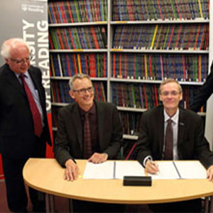 Scientific partnership signed to tackle environmental challenges