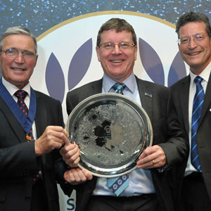 RoSPA Award recognises best-in-sector health and safety standards
