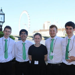 Apprentices win Best Learner Award for race car engineering victory
